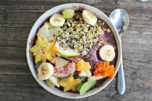 Acai Bowl Superfoods