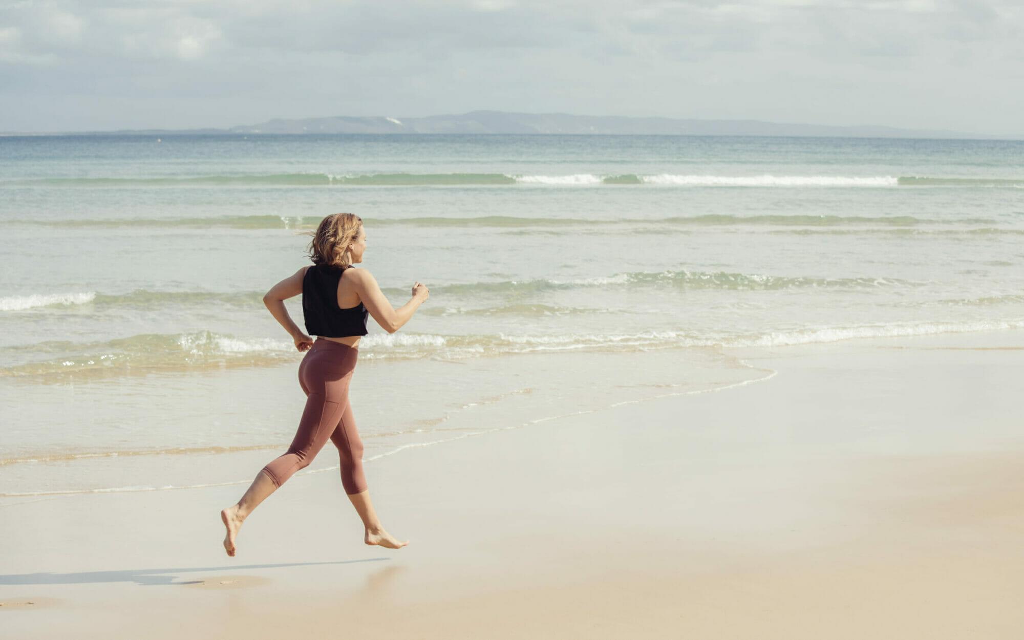 Christina-Cannes-Beach-Run